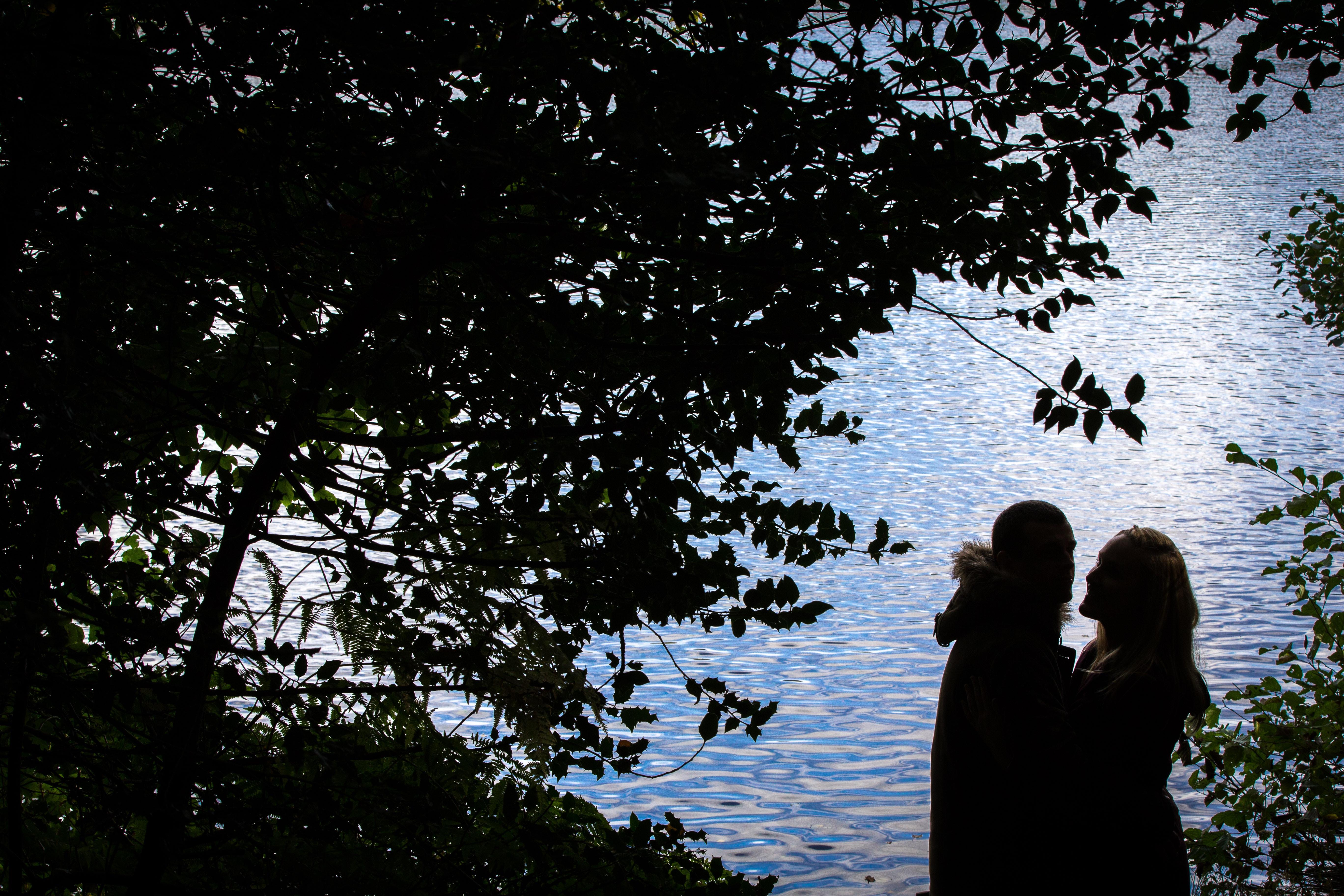 Engagement Shoot Sutton Park: Krystal & Matt