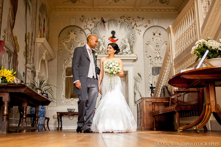 Wedding Photographer Ragley Hall Warwickshire: Tina & Nitish