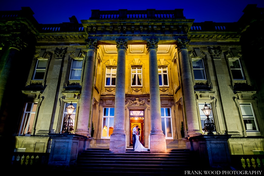 Heythrop Park Wedding Photography: Seema & Dan