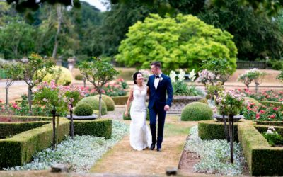 Weston Park Shropshire Wedding Photos: Mariko & Simon