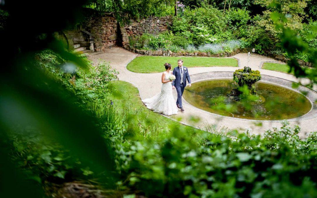 Moor Hall Wedding Photos: Nicola & Matt
