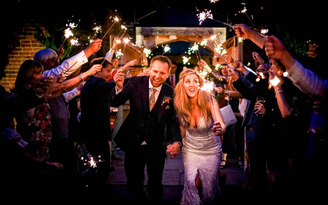 Shustoke Barn Wedding Photos: Kiri & Julian