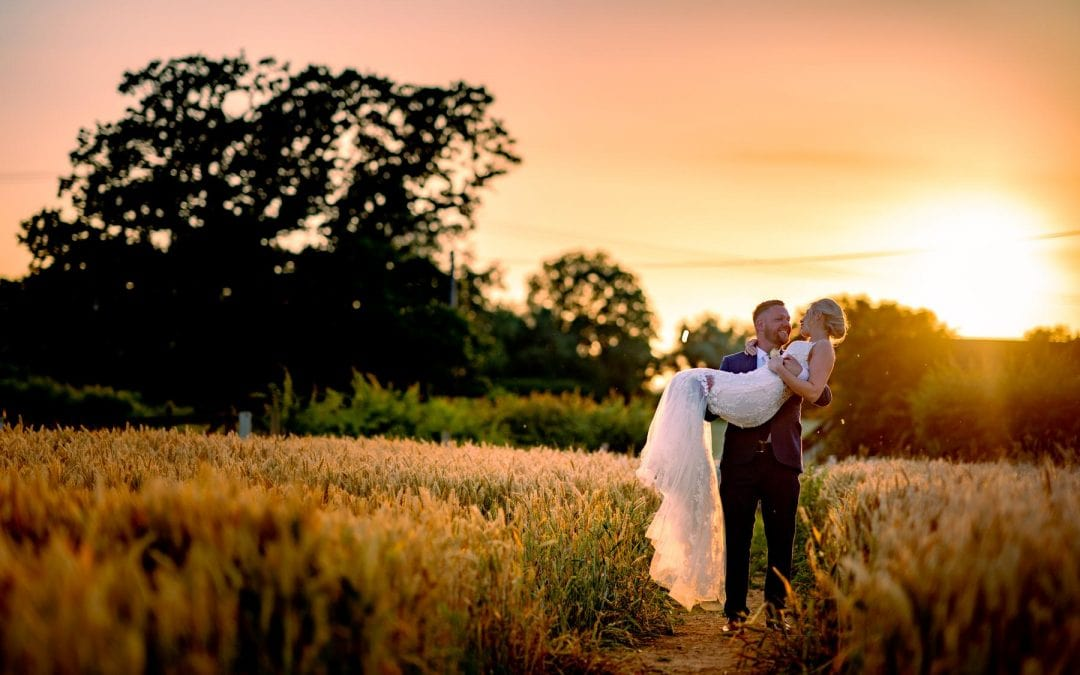 Curradine Barns Wedding Photos: Megan & Connor